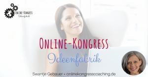 Online-Kongresse Swantje Gebauer Kongresscoaching