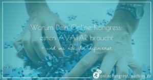 Beitragsbild Online-Kongress-Avatar