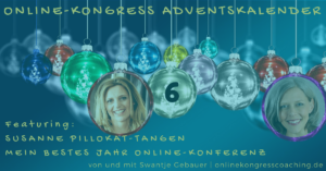 Beitragsbild Online-Kongress Susanne Pillokat