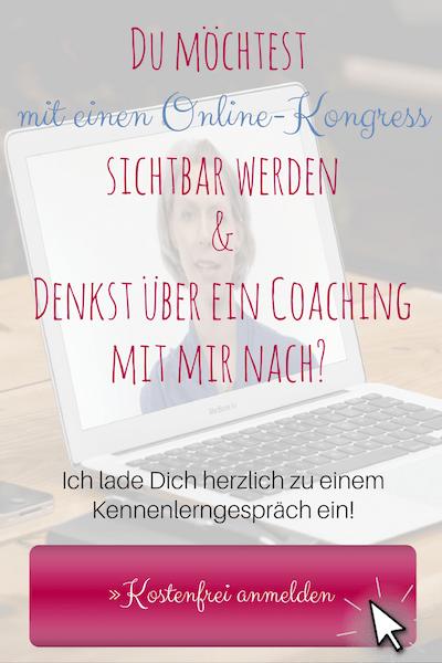 Online-Kongress Kongress-Coaching Swantje Gebauer
