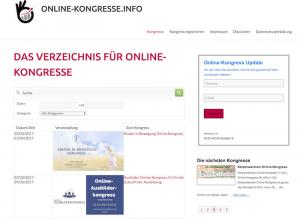 Kongress-Marketing onlinekongresscoaching.de