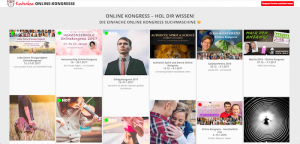 Kongress-Marketing kostenlose Online-Kongresse