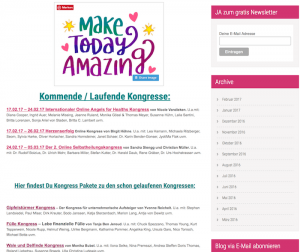 Kongress-Marketing Gratis-Online-Kongresse