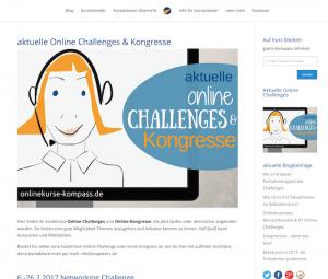 Kongress-Marketing Onlinekurse-Kompass