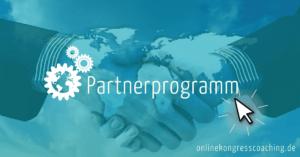 Beitragsbild Online-Kongress Partnerprogramm