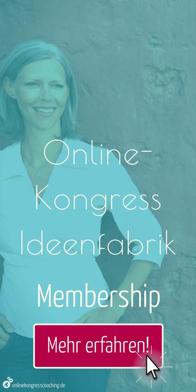 Online-Kongresse Membership